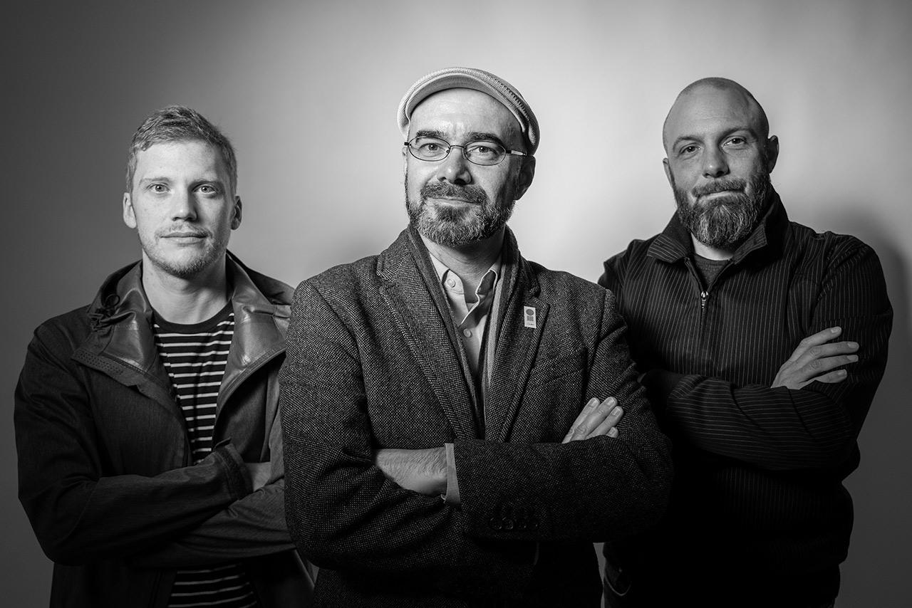 Angelo DIGENOVA, David MICHAUD & Yann MEUNIER : Piliers de GOKAN