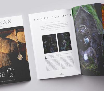 Magazine GOKAN spécial Izumo